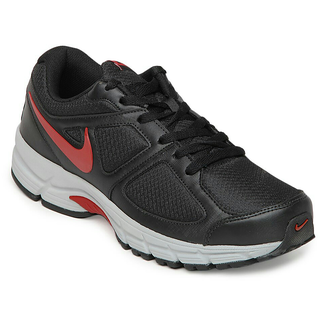 Nike Men Black Air Profusion II Sports Shoes