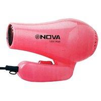 Nova Foldable Hair Dryer 1000w