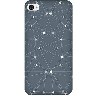 Super Cases Premium Designer Printed Case for iPhone 4/4S