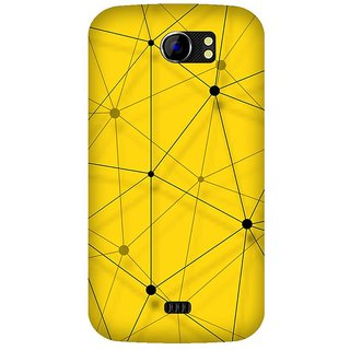 Super Cases Premium Designer Printed Case for Micromax A110