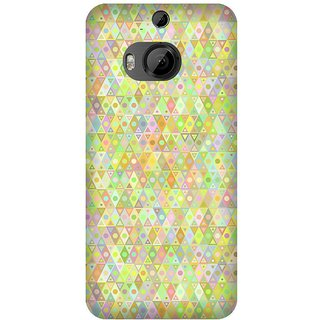 Super Cases Premium Designer Printed Case for HTC One M9 Plus