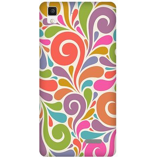 Super Cases Premium Designer Printed Case for Oppo R7