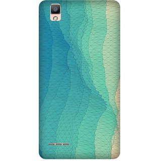 Super Cases Premium Designer Printed Case for Oppo F1