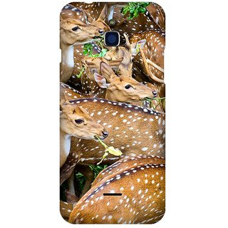 Super Cases Premium Designer Printed Case for InFocus M2