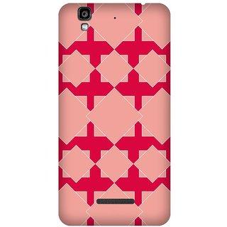 Super Cases Premium Designer Printed Case for Micromax Yu Yureka Plus