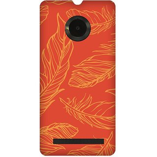 Super Cases Premium Designer Printed Case for Micromax Yu Euphoria