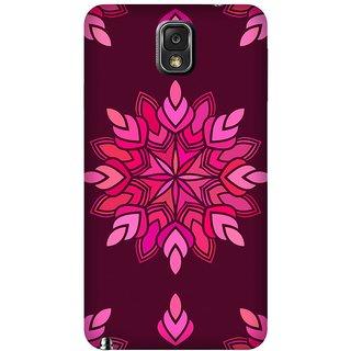 Super Cases Premium Designer Printed Case for Samsung Galaxy Note 4