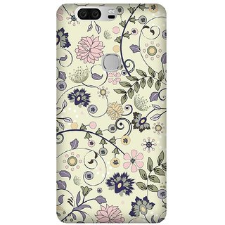 Super Cases Premium Designer Printed Case for Huawei Honor V8