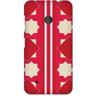 Super Cases Premium Designer Printed Case for Nokia Lumia 530
