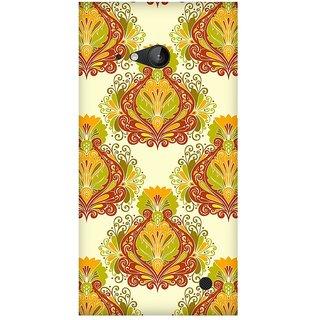 Super Cases Premium Designer Printed Case for Nokia Lumia 730