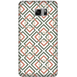 Super Cases Premium Designer Printed Case for Samsung Galaxy Note 6