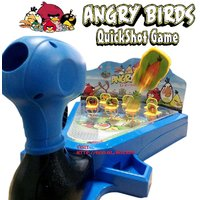 Angry Bird Shooter Game Arcade Fun For Family Big Size Game Machine
