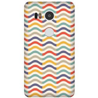 Super Cases Premium Designer Printed Case for Nexus 5X