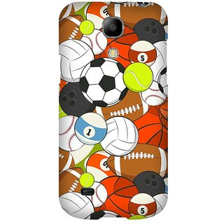 Super Cases Premium Designer Printed Case for Samsung Galaxy S4 Mini