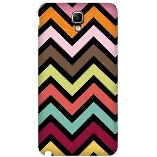 Super Cases Premium Designer Printed Case for Samsung Galaxy Note 3 Neo/Lite