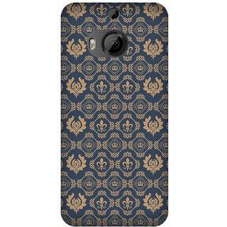 Super Cases Premium Designer Printed Case for HTC One M9 Plus