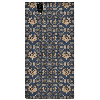 Super Cases Premium Designer Printed Case for Sony Xperia T2