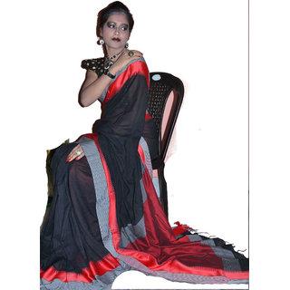 Designer Handloom Cotton Saree