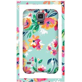Super Cases Premium Designer Printed Case for Samsung Galaxy S5 Mini