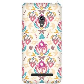 Super Cases Premium Designer Printed Case for Asus Zenfone 5