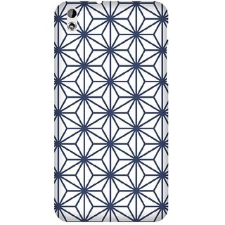 Super Cases Premium Designer Printed Case for HTC Desire 816