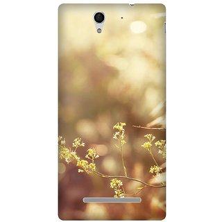 Super Cases Premium Designer Printed Case for Sony Xperia C3