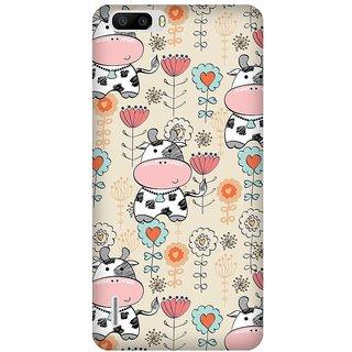 Super Cases Premium Designer Printed Case for Huawei Honor 6 Plus