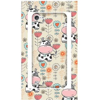 Super Cases Premium Designer Printed Case for iPod Touch 5th Gen