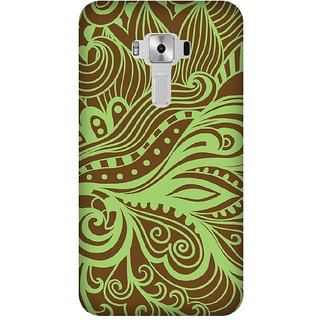 Super Cases Premium Designer Printed Case for Asus Zenfone 3