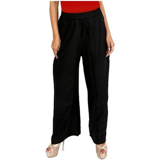 Palazzo pant or palazoo trousers for teen ladis and for women