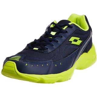 Lotto Men's Rapid Mesh Running Shoes (Blue)