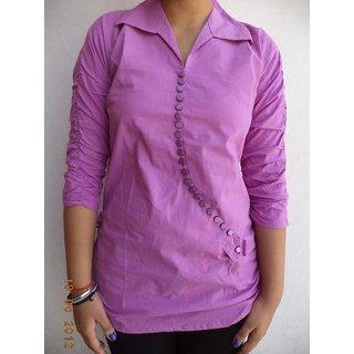 Vestire Brand pink Color Girls Top