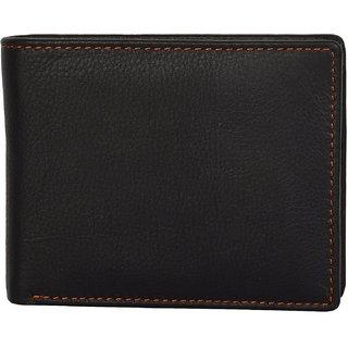 SSI Black Men's Wallet
