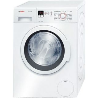 Bosch Wak20160In 7 Kg Front Load Fully Automatic Washing Machine  - Silver