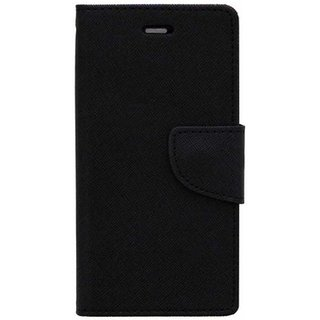 Sami Flip Cover  for  Sony Xperia C - Black