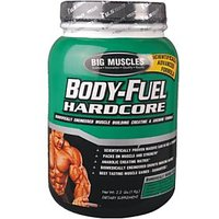 Big Muscle Body Fuel Hardcore Chocolate 1Kg