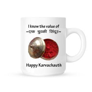 Karwa Chauth Mugs
