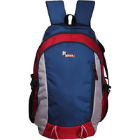 F Gear Plush 40 Liter Backpack(Red White Blue)