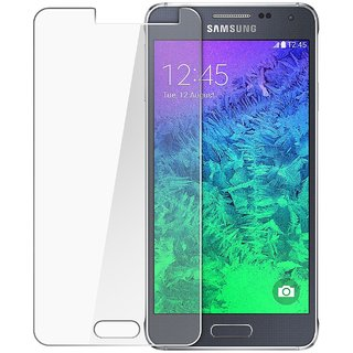 Samsung Galaxy A5 (2015 Version) Screen Guard Screen Protector Tempered Glass 2.5D Crystal Clear Anti Glare