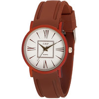 MARCO Analog Brown Leather Watch For Men - 99247102