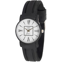 MARCO Analog Black Leather Watch For Men - 99247106