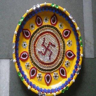 Aarti Deep thali