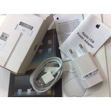 BEST QRIGINAL APPLE CHARGER FOR IPHONE 3G 3GS 4G 4S WITH DATA CABLE ADAPTER PLUG