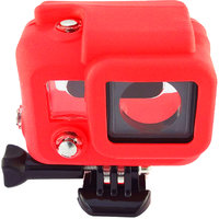 Magideal Soft Rubber Silicone Protect Case Cover Skin for GoPro Hero 3 Camera Orange