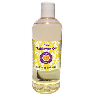 Pure Safflower Oil 200ml (Carthamus tinctorius)