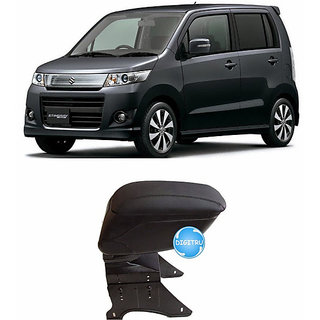 Car Armrest for All Cars Black
