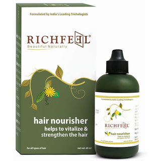 Richfeel Hair Nourisher 60Ml