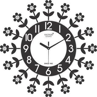Victor Designer Wall Clock M.No.- 306