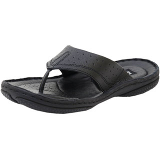 ATHLEGO-MEN GENUINE LEATHER SLIPPER