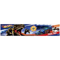 Hot Wheels Fossil Fury Track Set